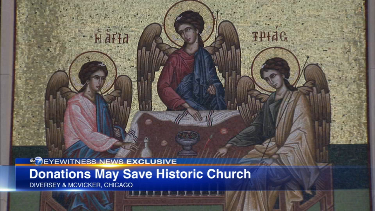 A Greek Orthodox church on Chicago's Northwest Side may be able to stay open thanks to a last-minute intervention.