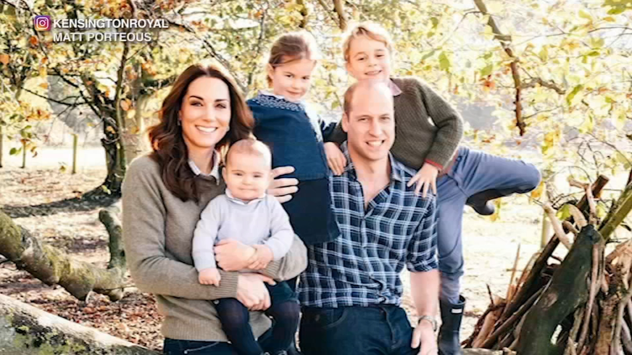 The Duke and Duchess of Cambridge just shared a new photo of their family.