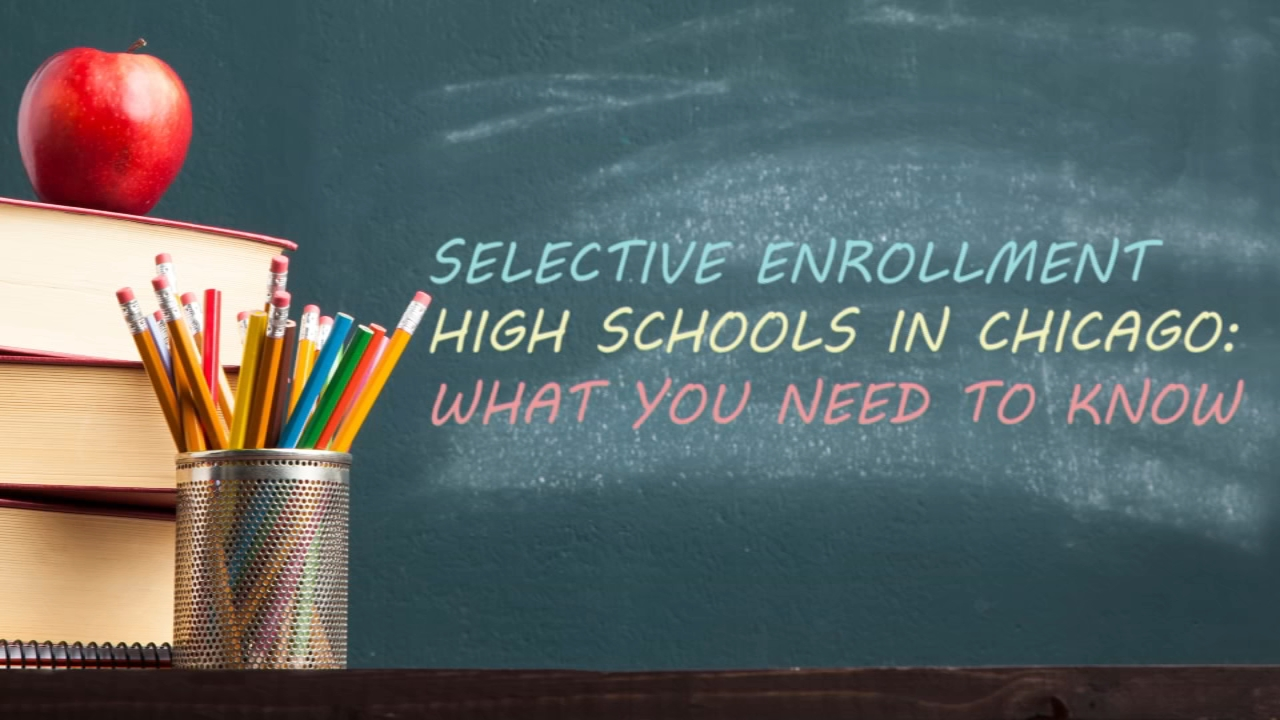 Heres how to get into a selective enrollment high school in Chicago.
