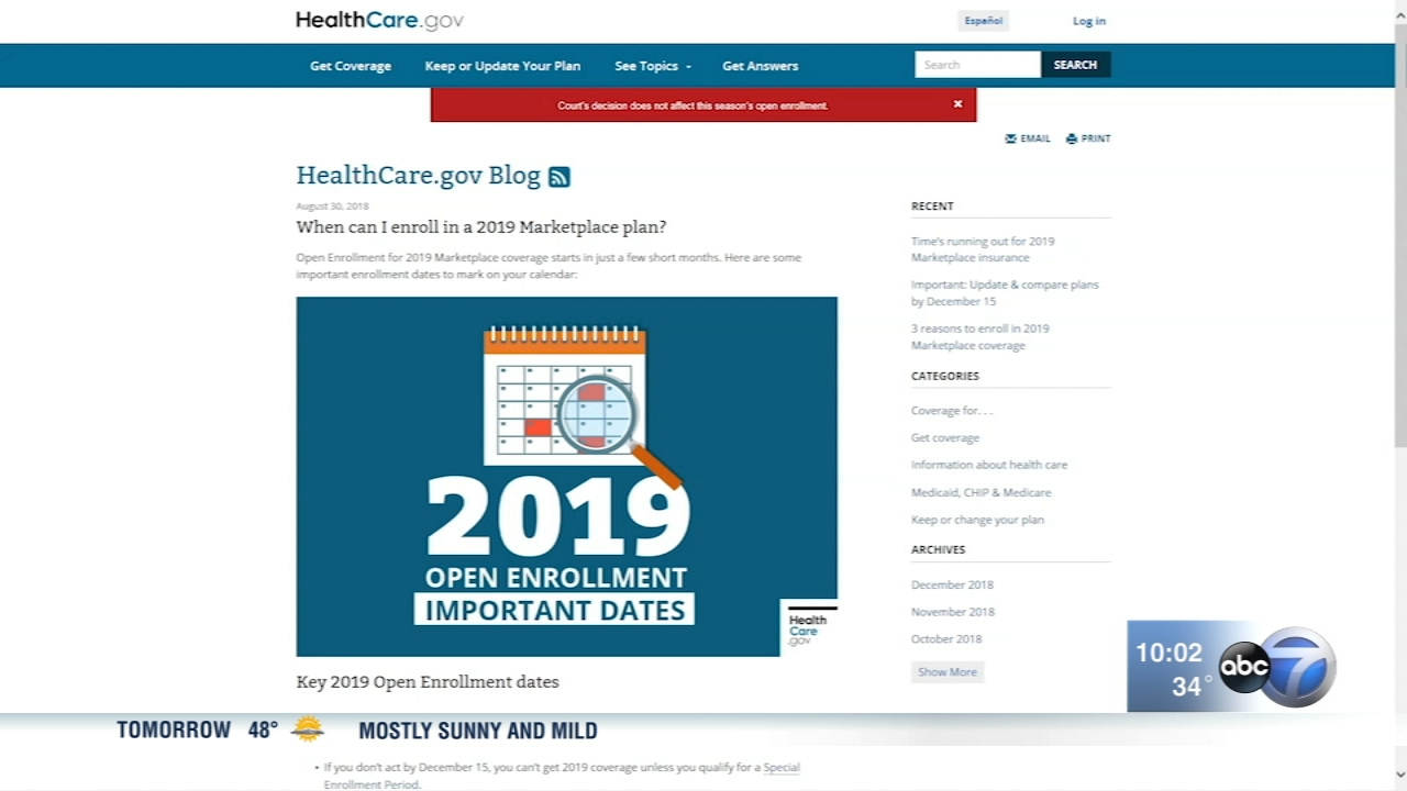 Open enrollment ends at 11:59 p.m. Saturday for Obamacare.