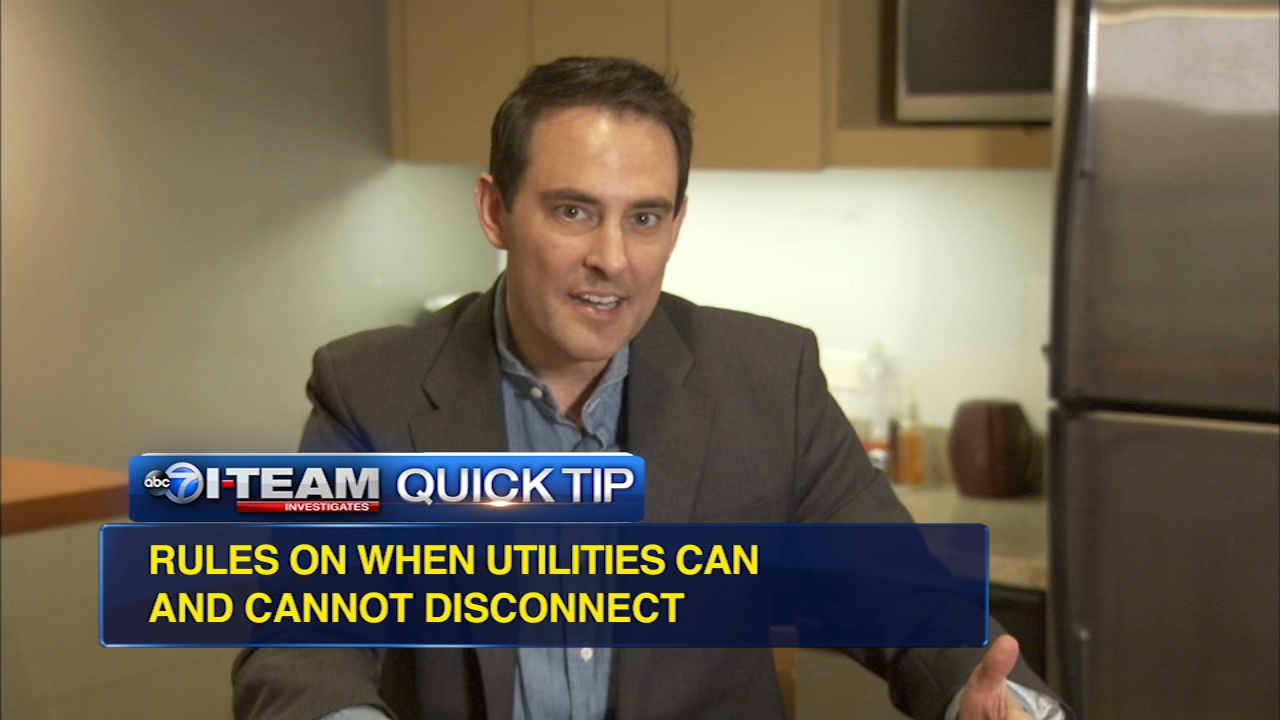 Quick Tip: Know your rights with utility companies