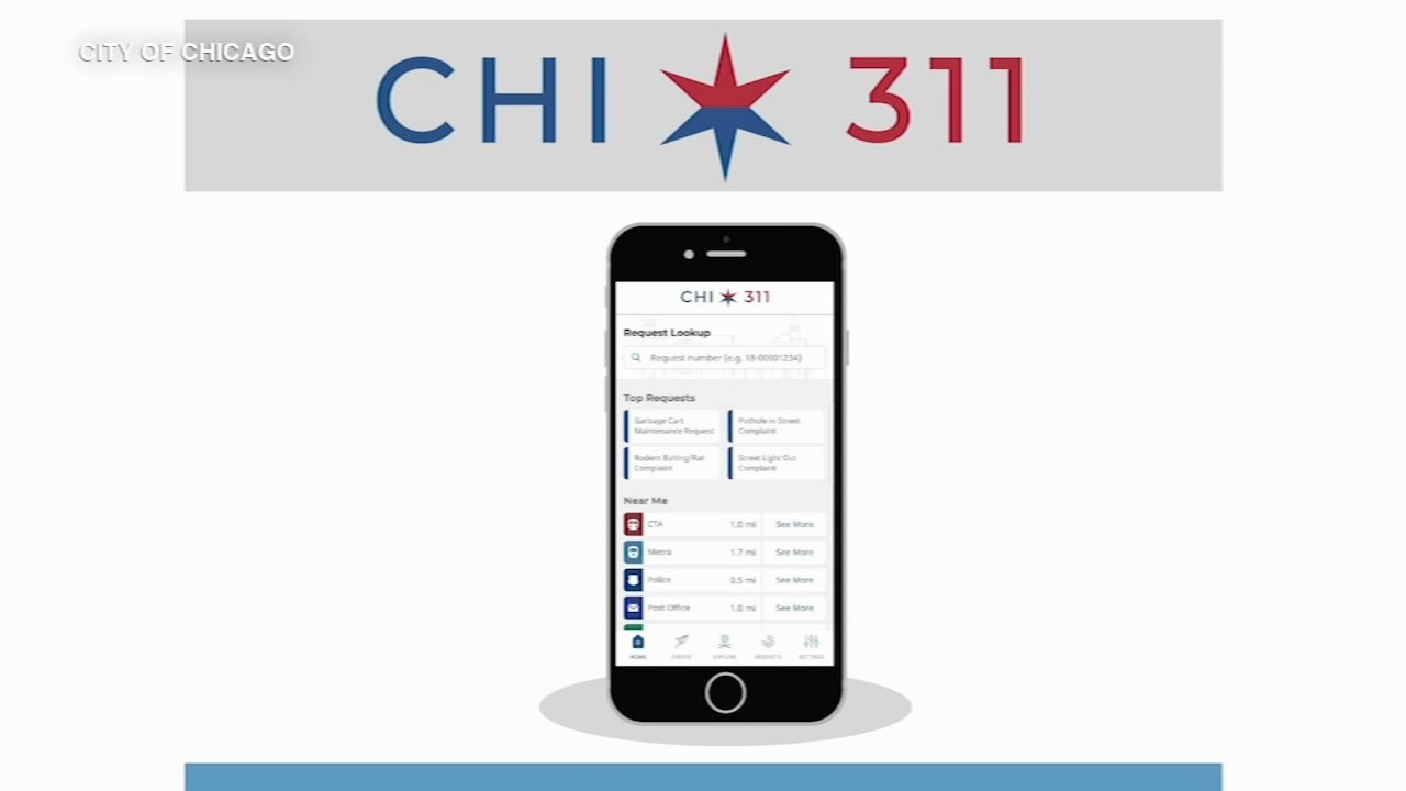 Chicagos 311 system is getting an update.