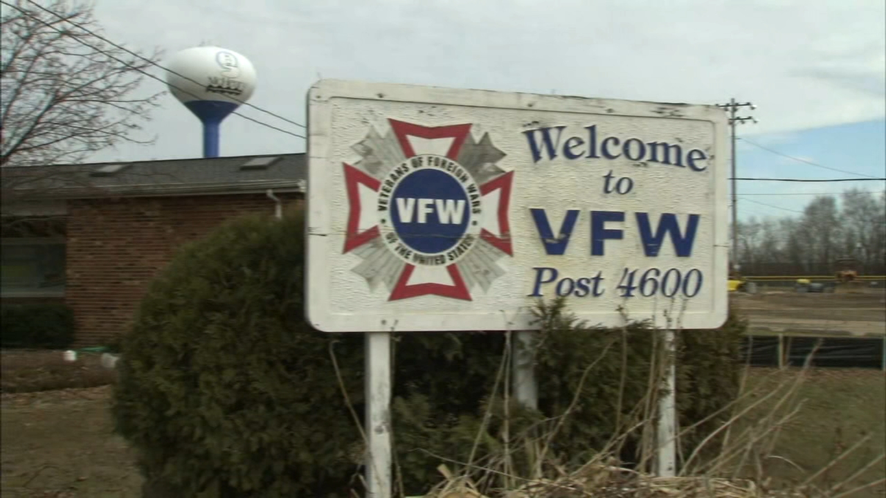 Despite the success of a Queen of Hearts raffle, the McHenry VFW said it is still facing financial issues and is unable to complete planned repairs.