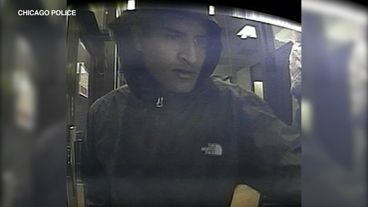 Chicago police have asked for the public's help in identifying a man suspected in armed robbery.
