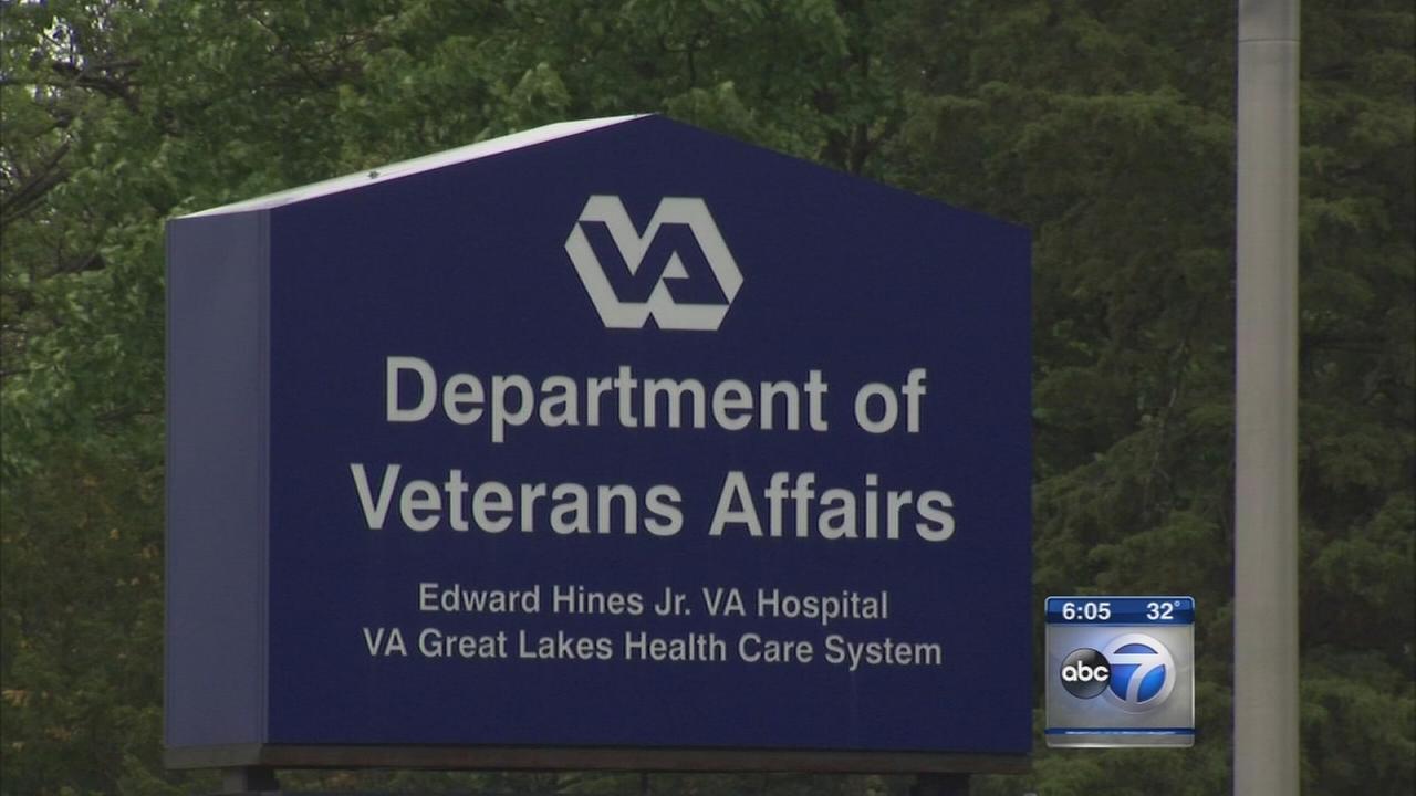 Feds: Hines VA hospital fudged records