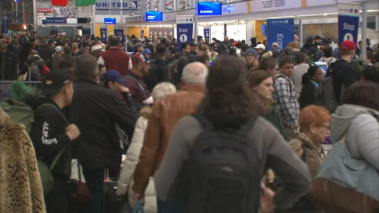 Friday is expected to be one of the busiest travel days of the year ahead of the holidays.