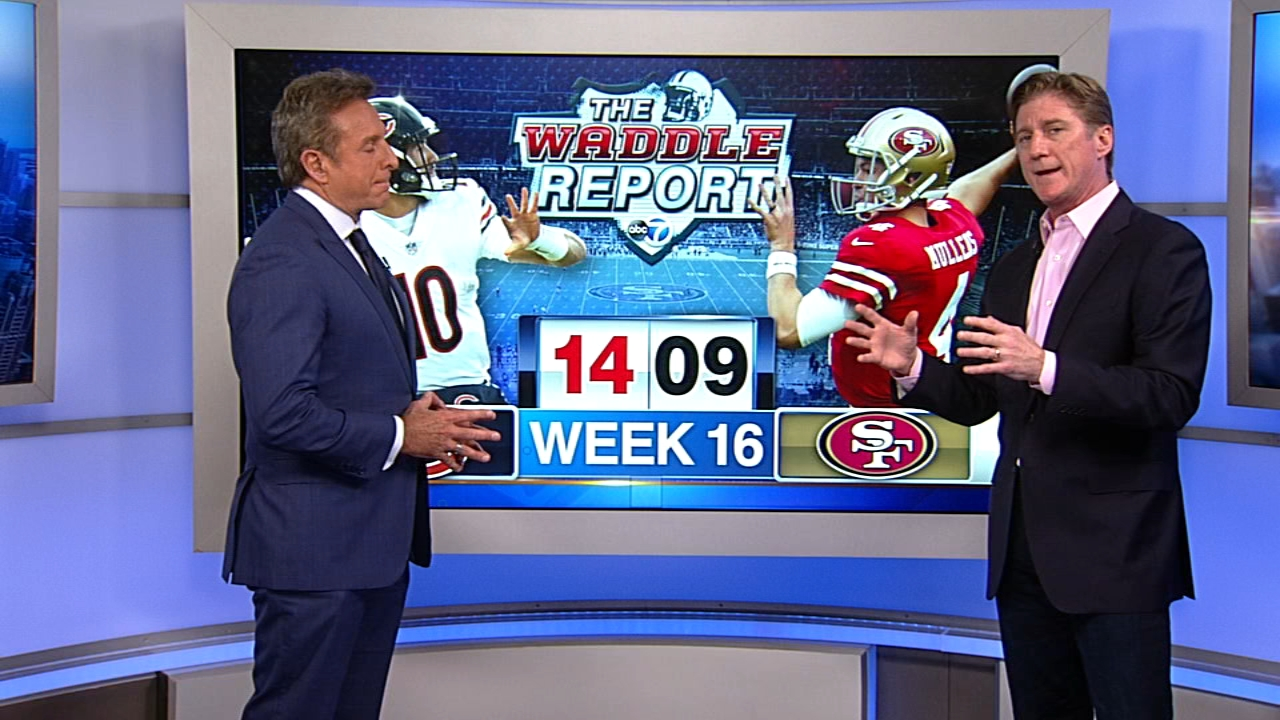 Waddles World: Bears beat SF 49ers, 14-9