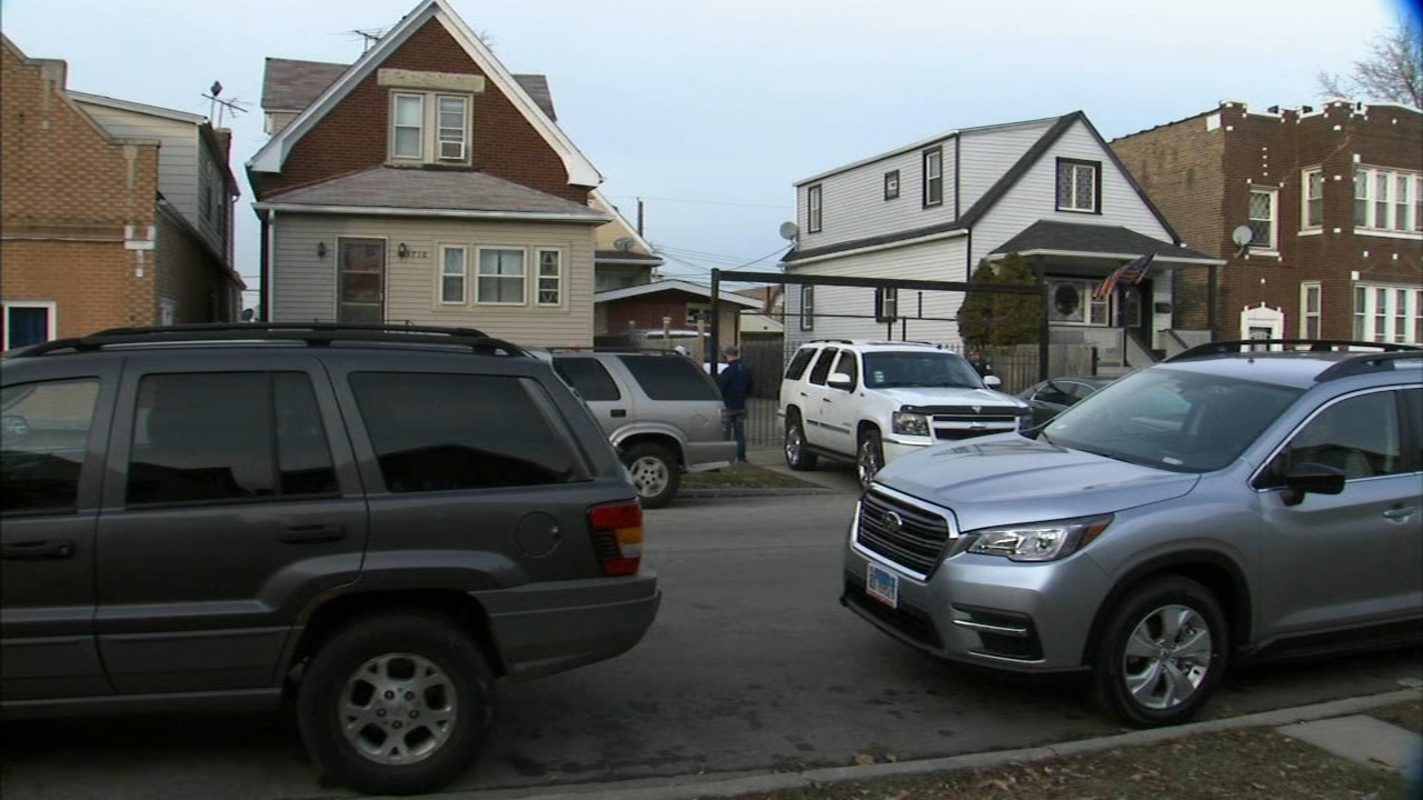 One person is dead and another was critically injured in a home invasion and double shooting in the citys Clearing neighborhood Wednesday afternoon.
