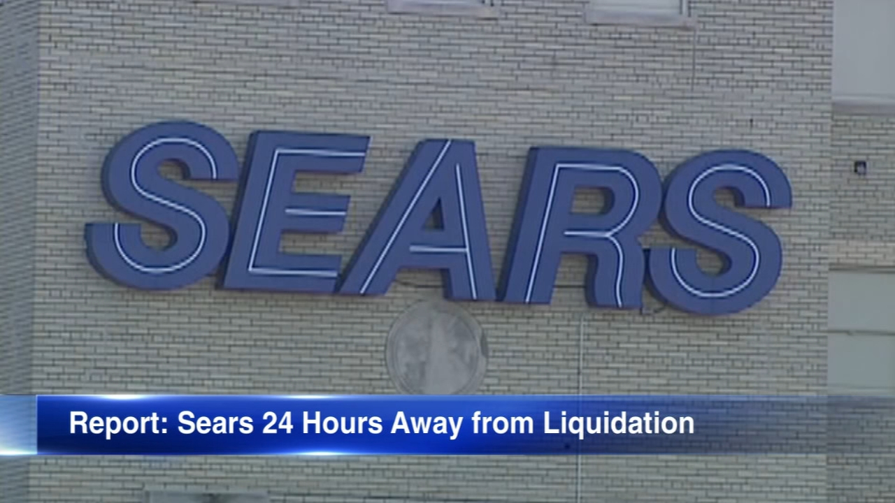 Sears is nearing a crucial deadline that could determine whether it survives.