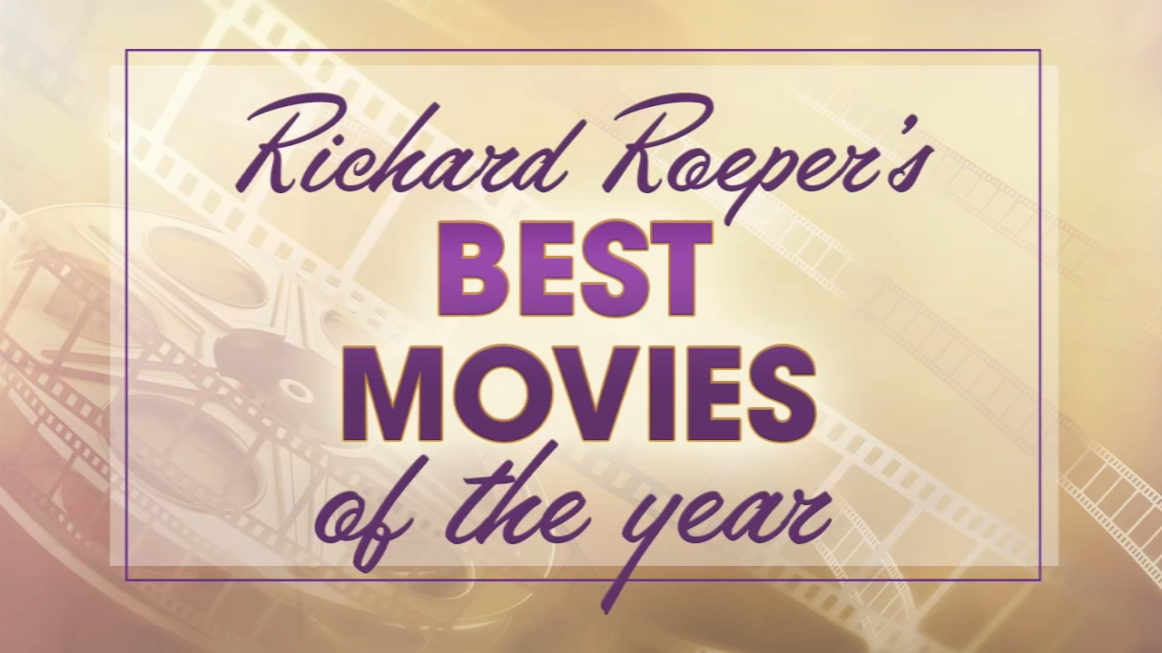 Film critic Richard Roeper shares his picks for best movies of the year.