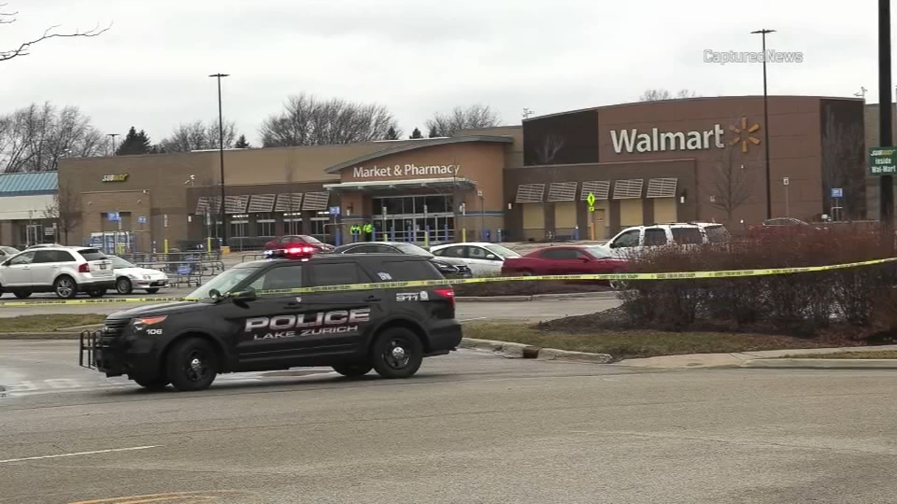 A north suburban Walmart was temporarily closed Friday as police investigated a bomb threat made against the store.