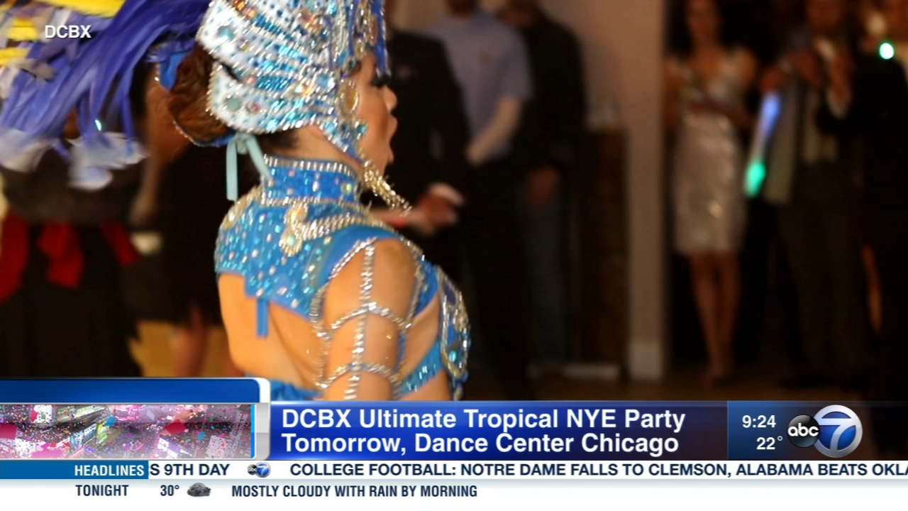 The DCBX Ultimate Tropical NYE Party will ring in 2019 - until 6 a.m. January 1!