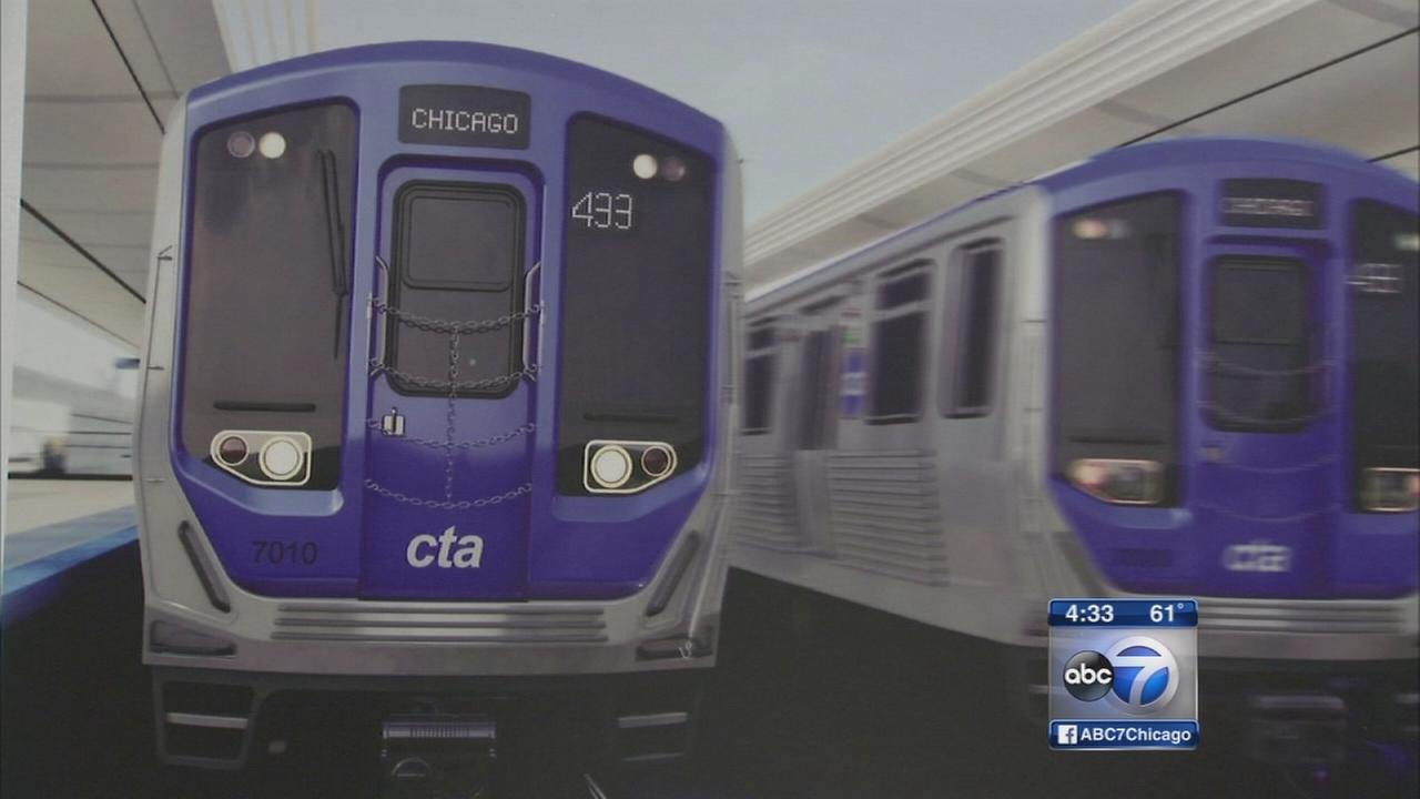 New CTA cars to be assembled in Pullman