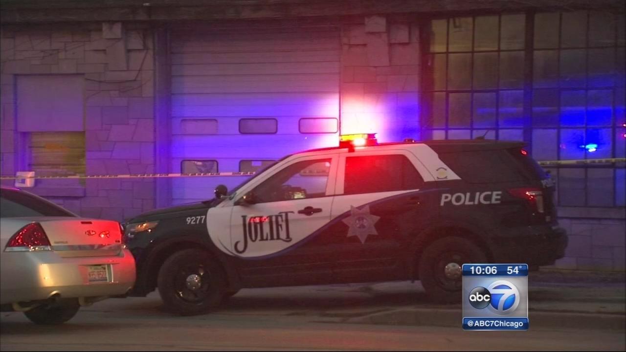 Two bodies found in Joliet auto body shop