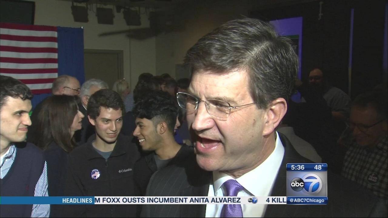 Schneider wins Democratic nomination for 10th District