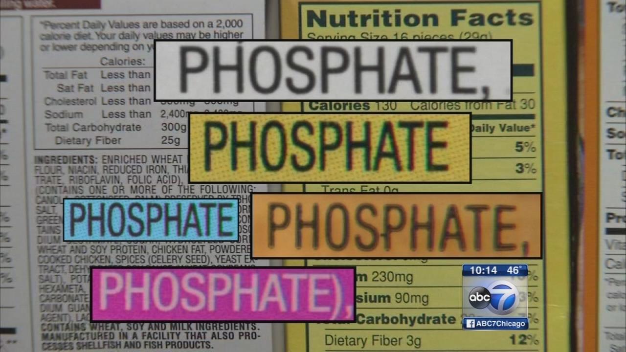 Common food additive raises new health concerns