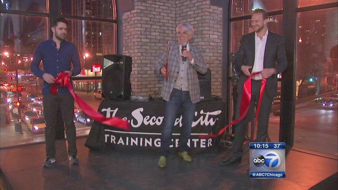 Second City unveils new film school