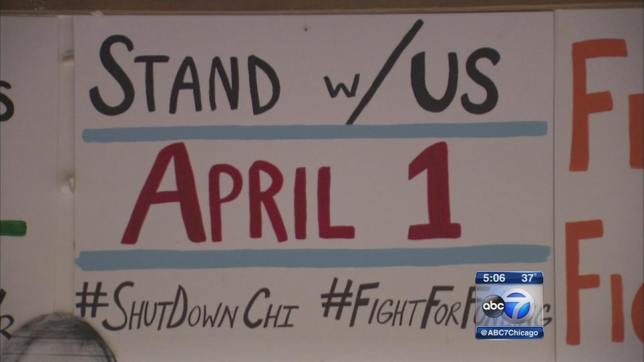 CTU plans walkout on April 1