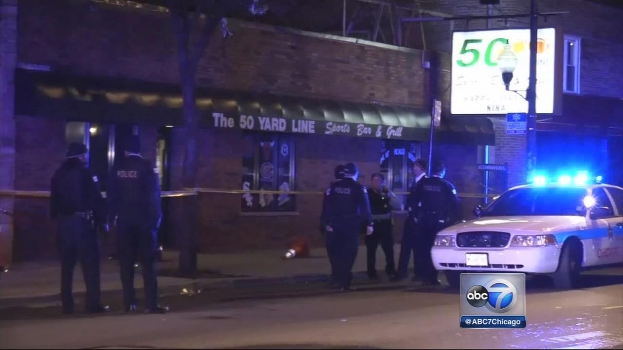2 men shot, 1 fatally, in Grand Crossing