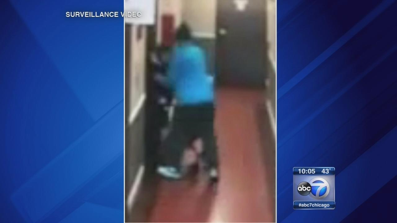 Elderly woman attacked, robbed in Lakeview