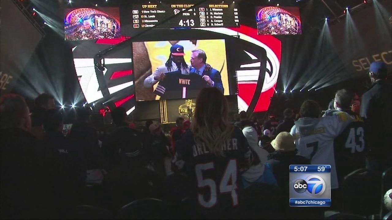 NFL promises bigger, better draft