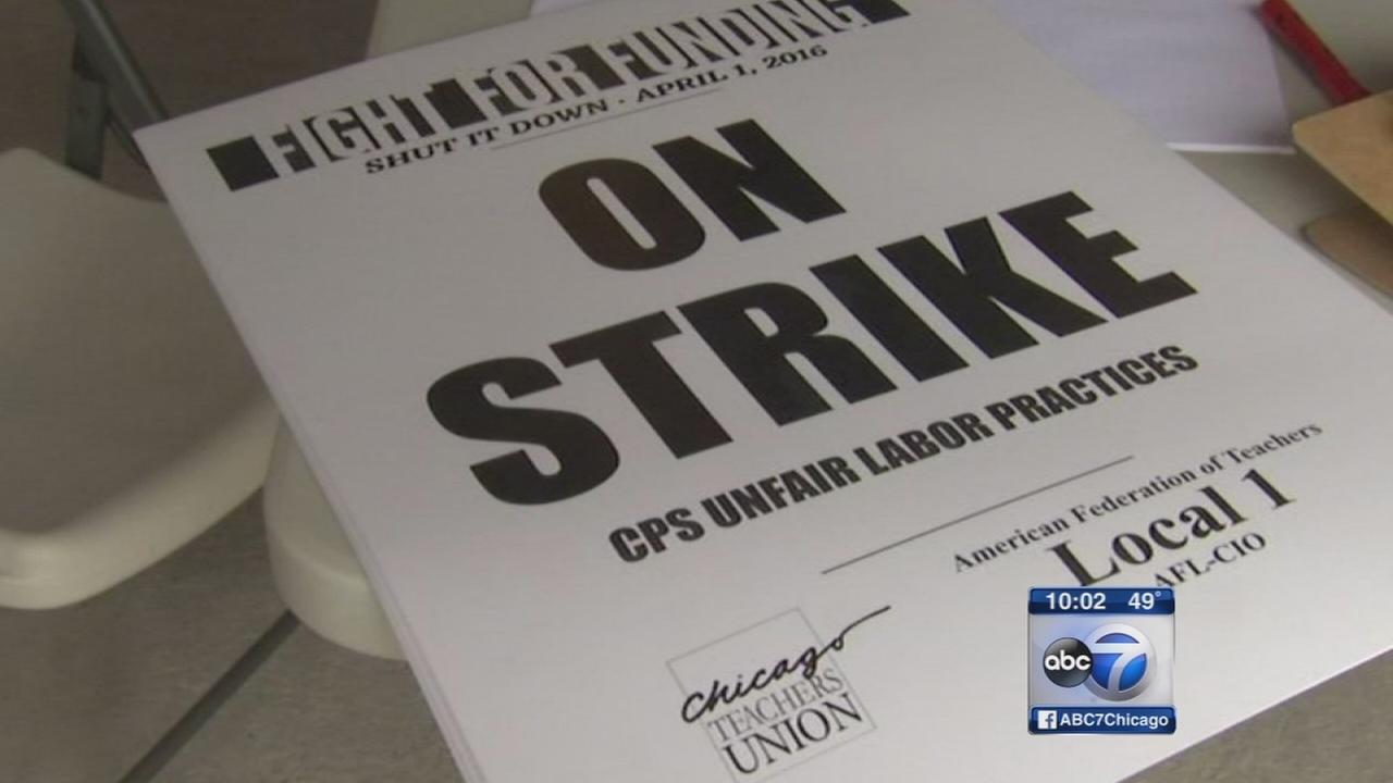CPS teachers set to strike