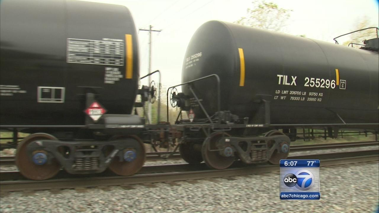 Suburban mayors criticize crude oil tanker policy making