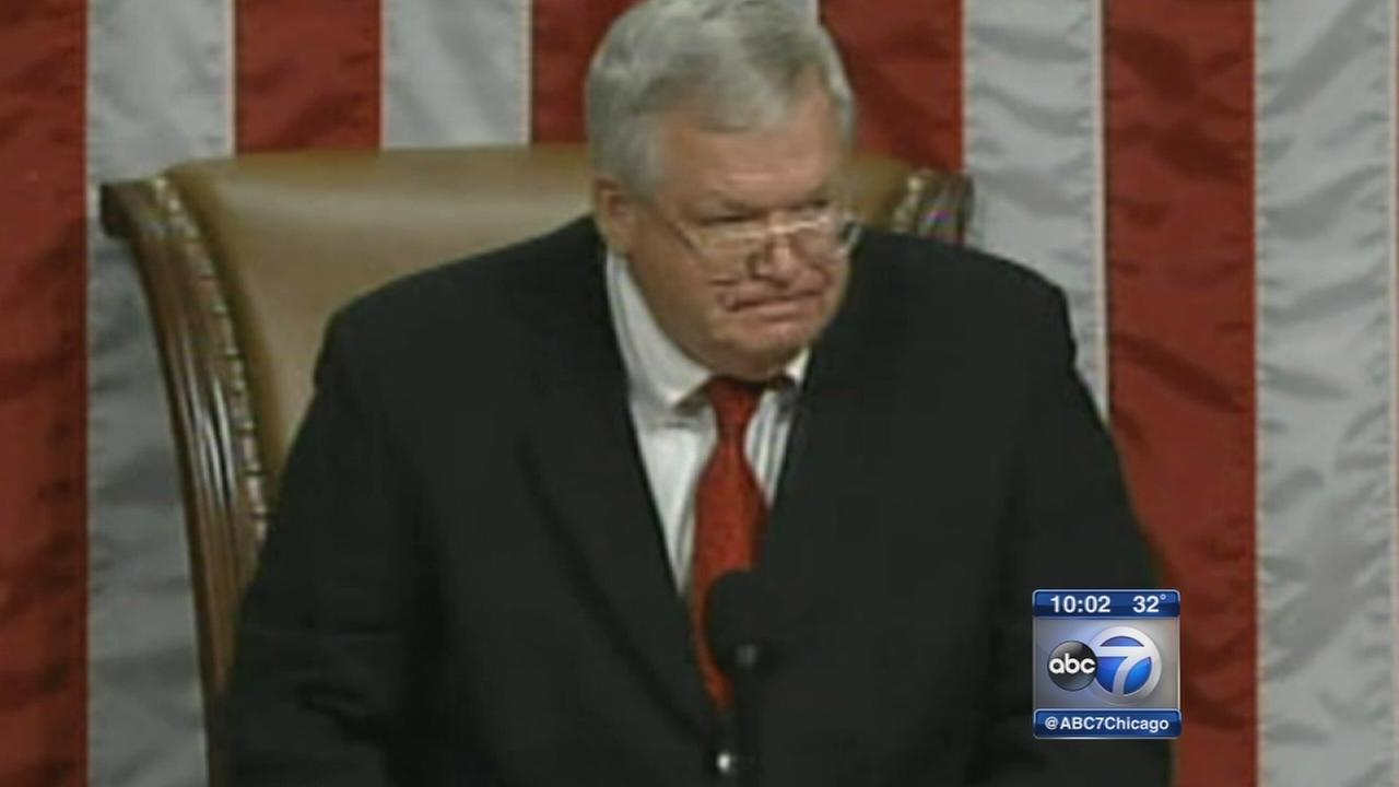 Prosecutors detail sex abuse in Dennis Hastert filing