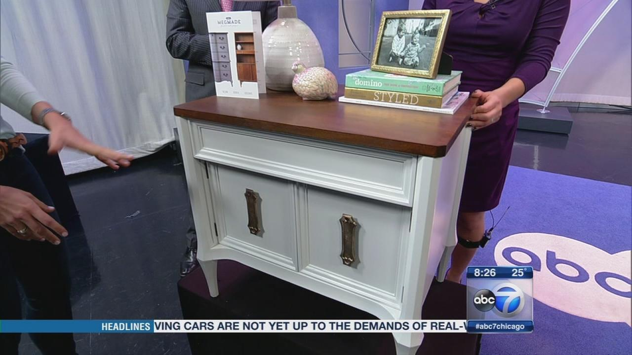 Turn Your Old Furniture into Something New