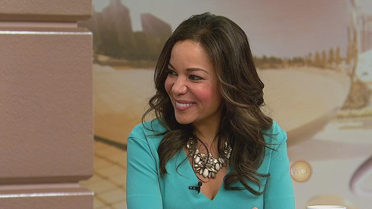 sunny hostin of abc news and quotthe viewquot abc7chicagocom