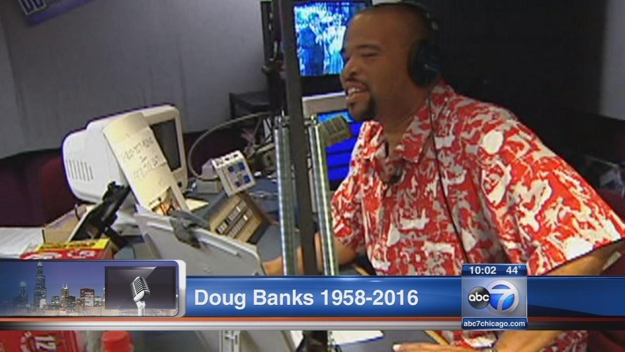 Doug Banks, 1958-2016