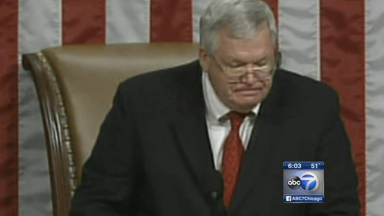 Dennis Hastert may face jail time