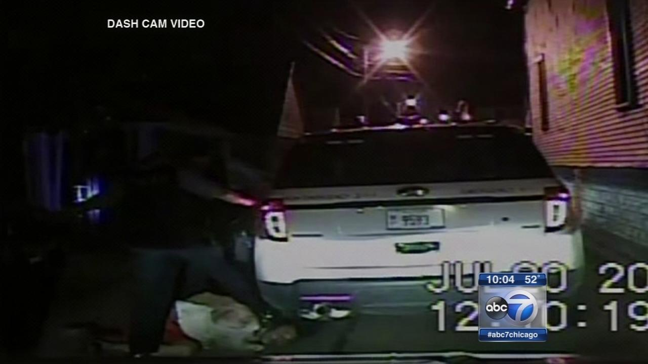 City released video in Godinez death