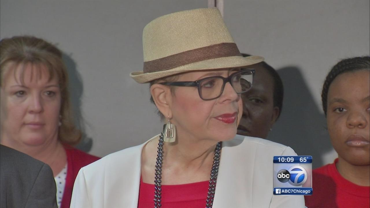 CTU president: 100 percent chance of teachers strike