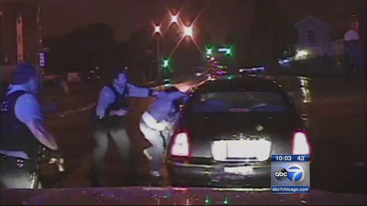 CPD releases dashcam video in concerning 2011 arrest