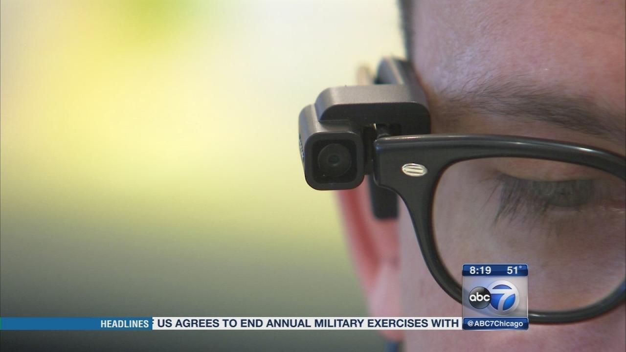 For the visually impaired, a technological breakthrough