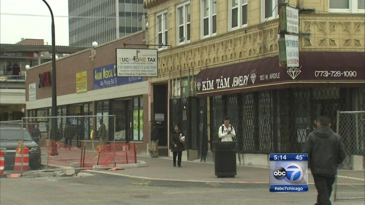 Chicago police net 70 arrests in drug bust