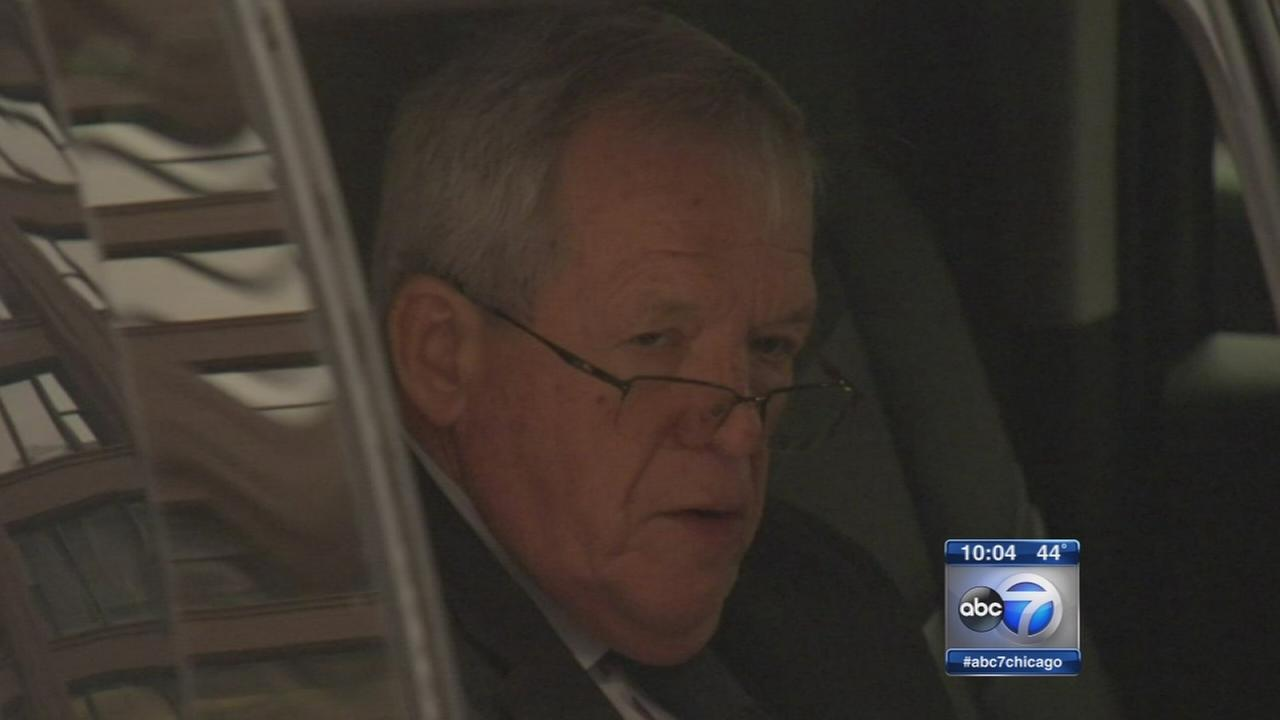 Dennis Hastert sentenced to 15 months in prison