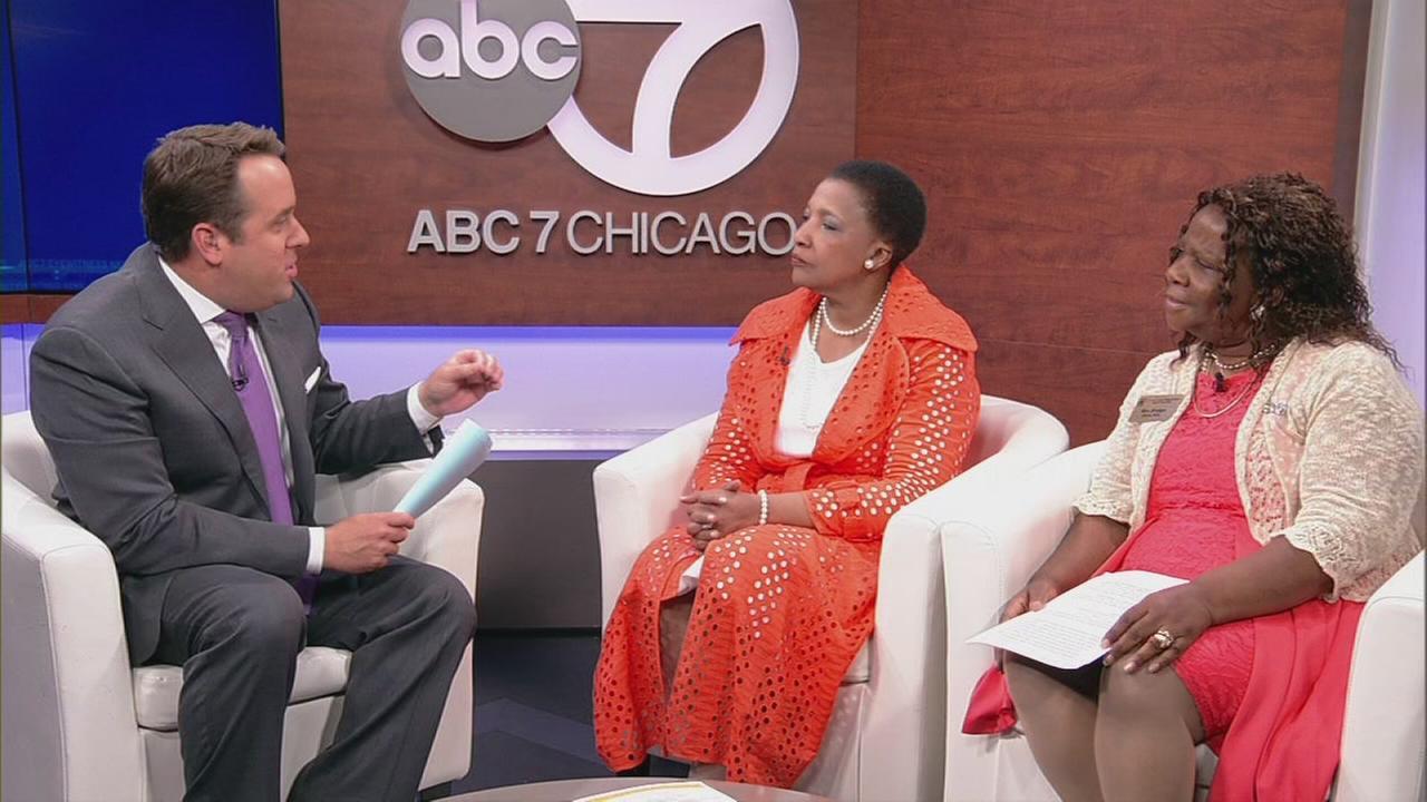 Chicago nurses take a stand against gun violence