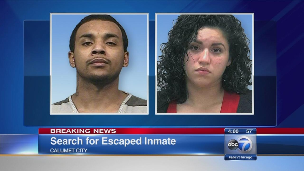 Search for escaped inmate underway at Calumet City mall