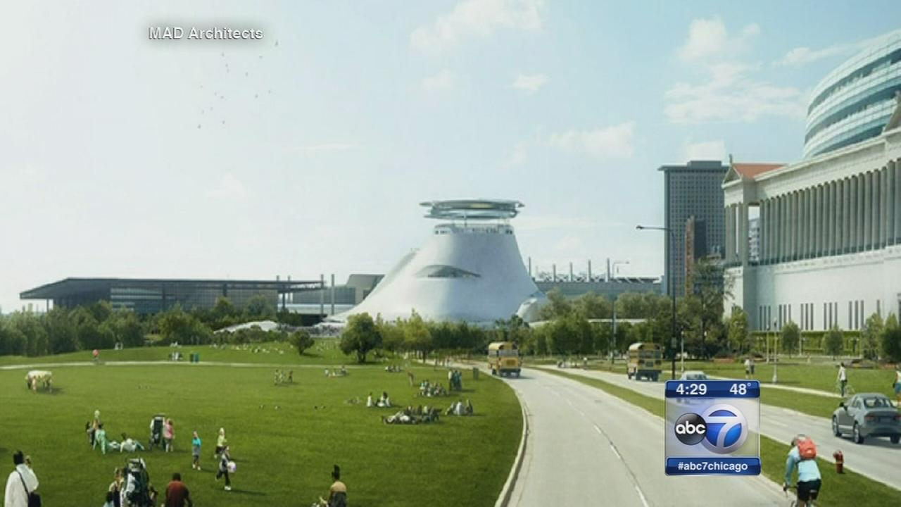 Emanuel heads to court over Lucas Museum