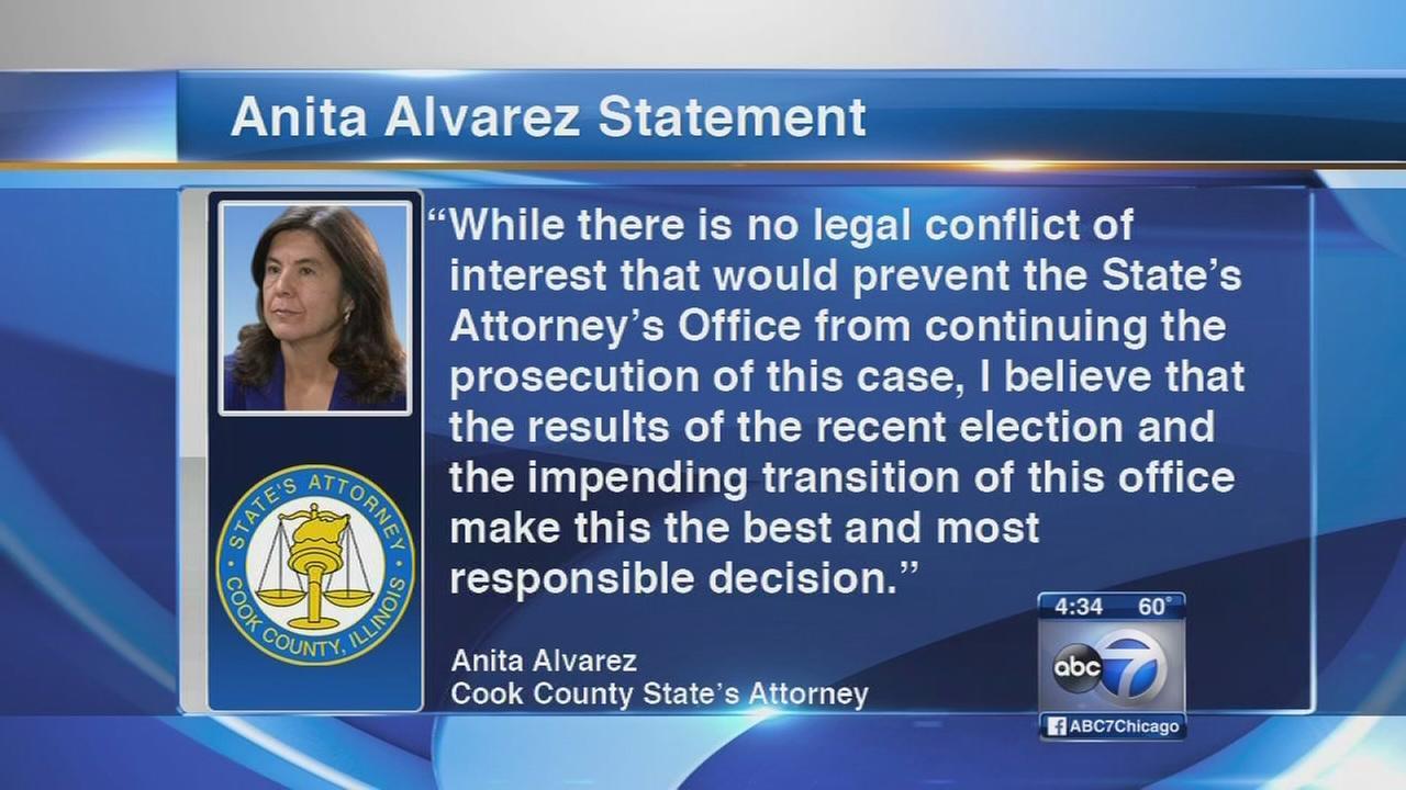 Alvarez asks for special prosecutor in Laquan McDonald murder case