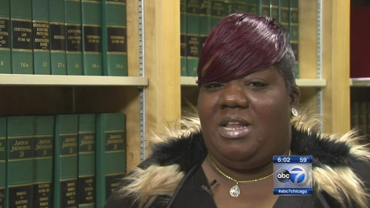 Woman alleges CPD wrongdoing