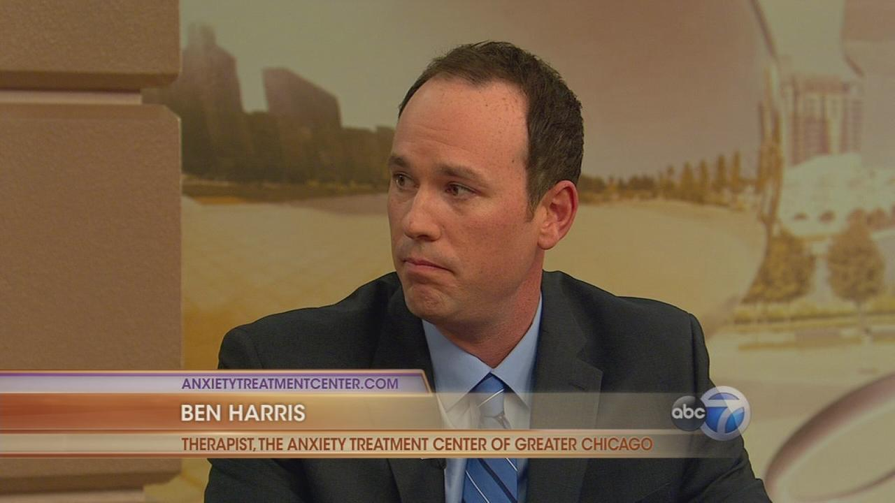 The Doctor Weighs In ? Dr. Ben Harris Of The Anxiety Treatment Center Of Greater Chicago