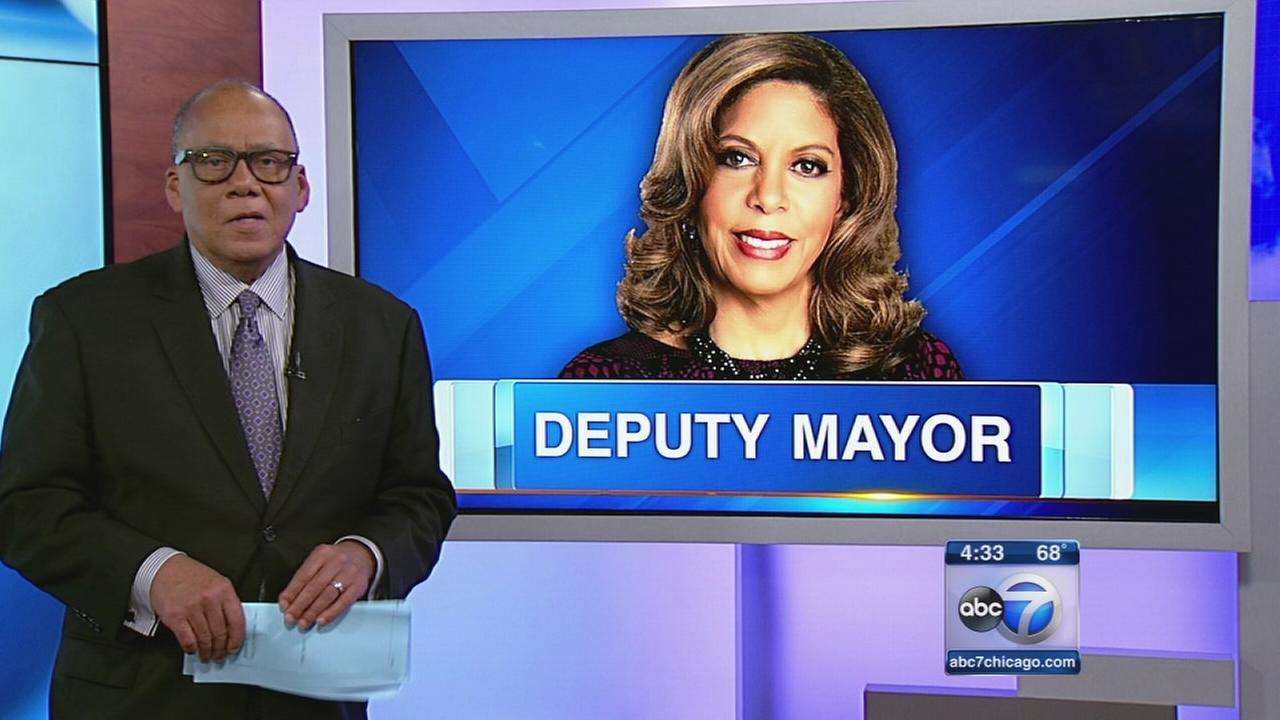 Zopp named deputy mayor of Chicago