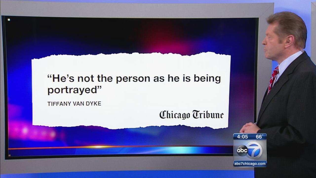 Wife of Laquan McDonald shooter speaks out