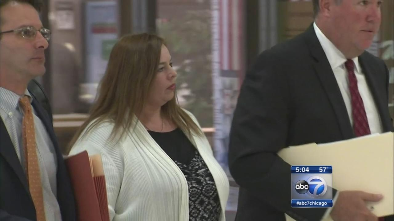Melodie Gliniewicz seeks to have some charges thrown out