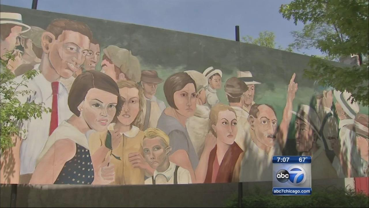 Elgin mural sparks debate about racism, demands for removal