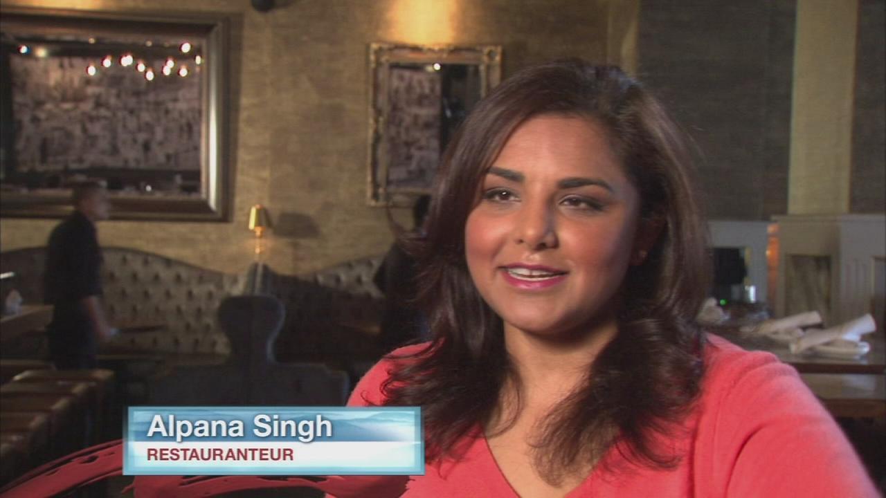 Asian Influences: Alpana Singh