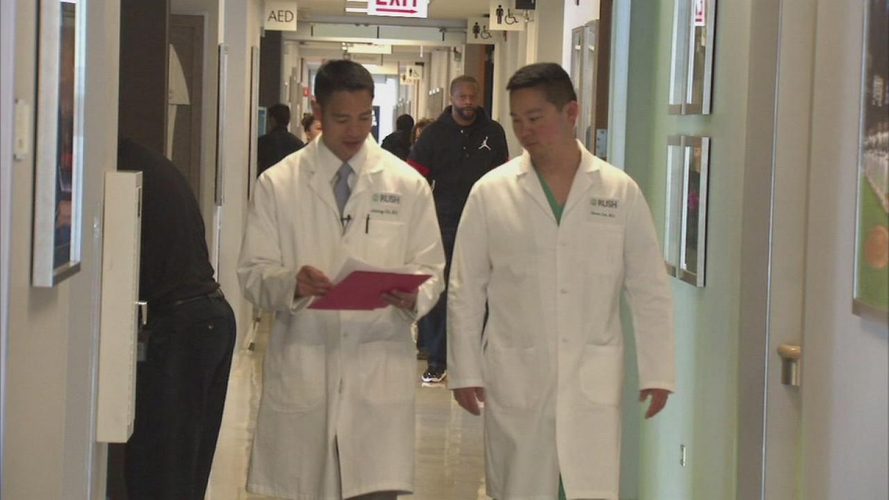 Asian Influences: Doctors volunteer with Soles4Souls